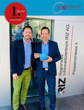 RIZ AG setzt auf Nummer Eins im schweizer Datacenter-Business